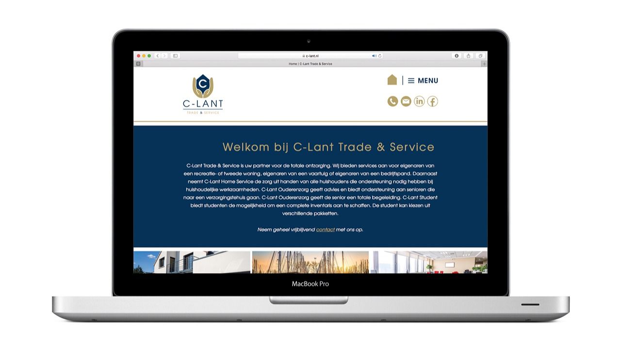 website C-Lant